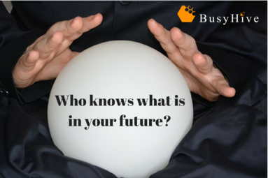Who knows what is in your future?